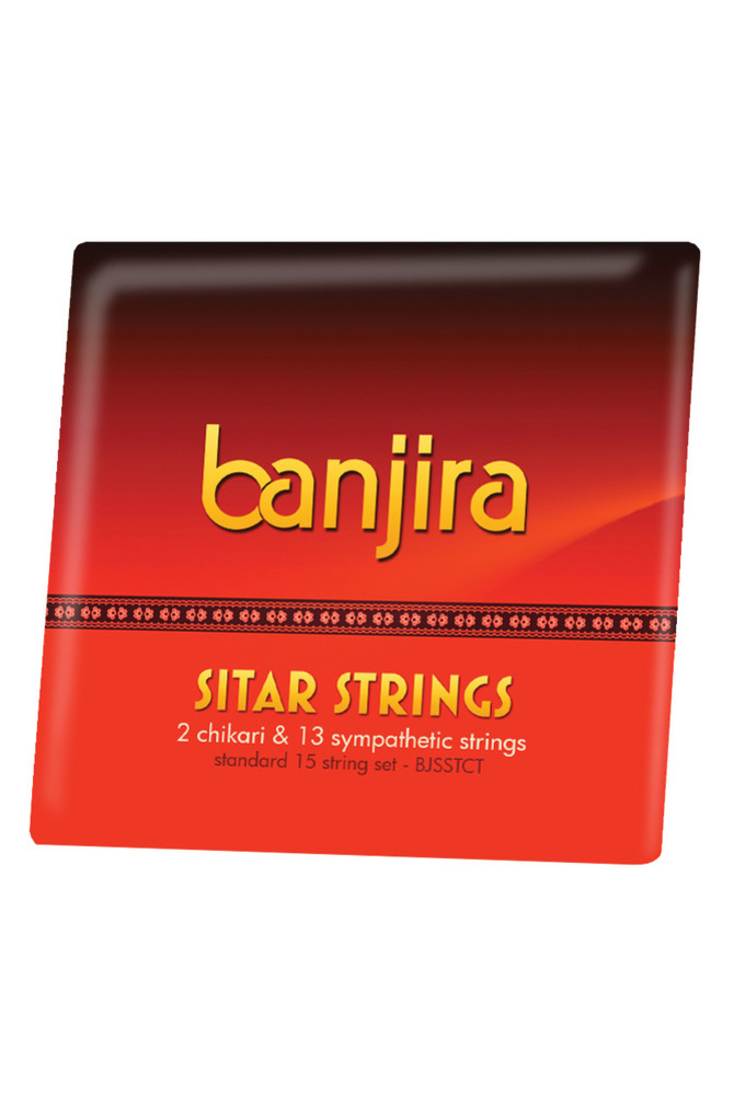 banjira Sitar Chikari and Sympathetic String Set
