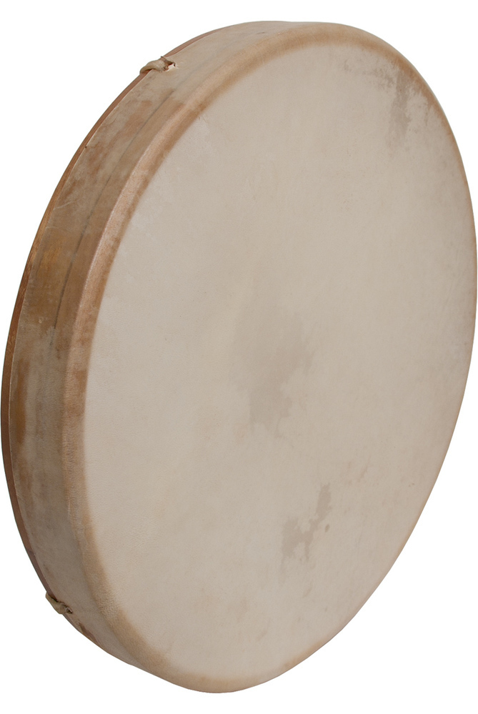 dobani tunable goatskin head wooden frame drum w beater 16 x2 blemished scratch. Black Bedroom Furniture Sets. Home Design Ideas