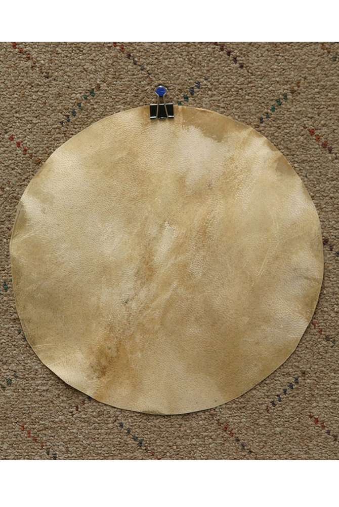 "Mid-East Goatskin 10"" - Medium"