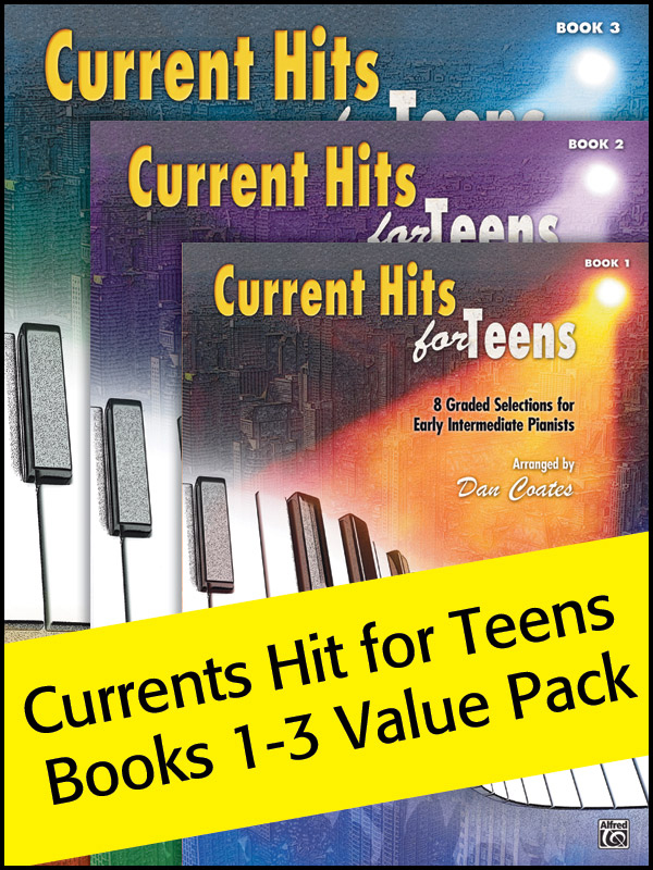 Alfred Music Current Hits for Teens: Value Pack