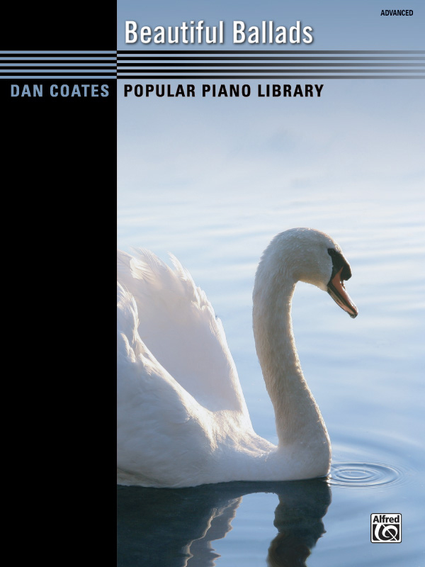 Alfred Music Dan Coates Popular Piano Library: Beautiful Ballads