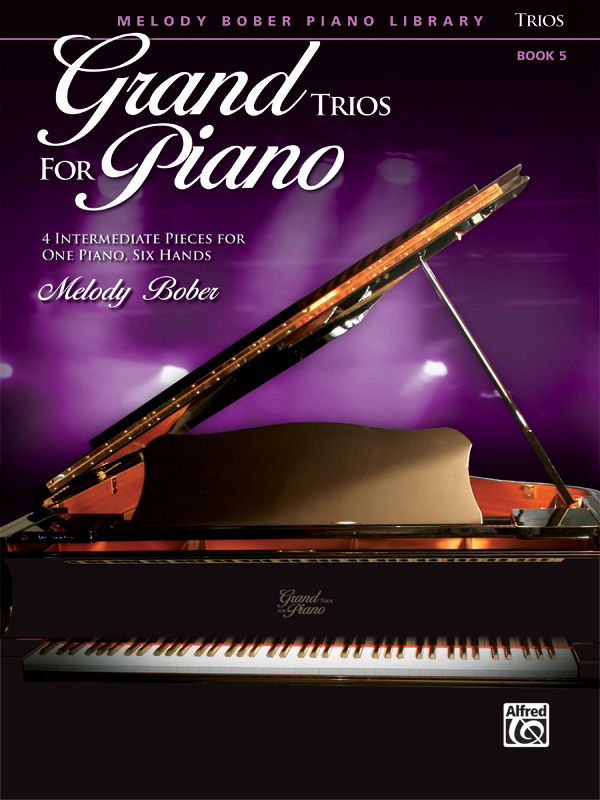 Alfred Music Grand Trios for Piano: Book 5