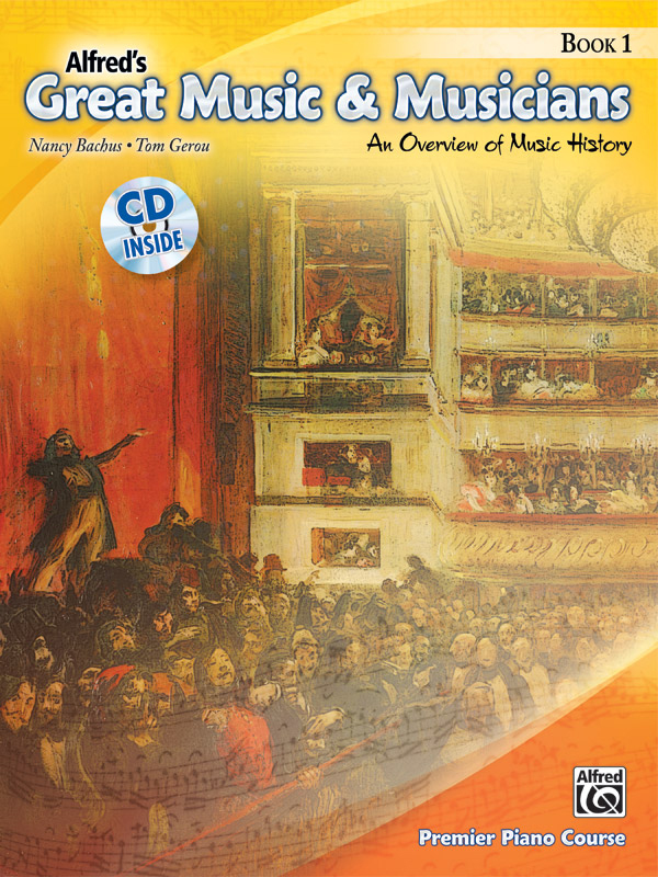 Alfred Music Alfred's Great Music & Musicians: Book 1