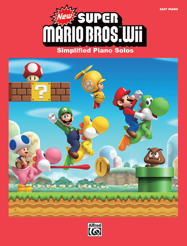 Alfred Music New Super Mario Bros.™ Wii