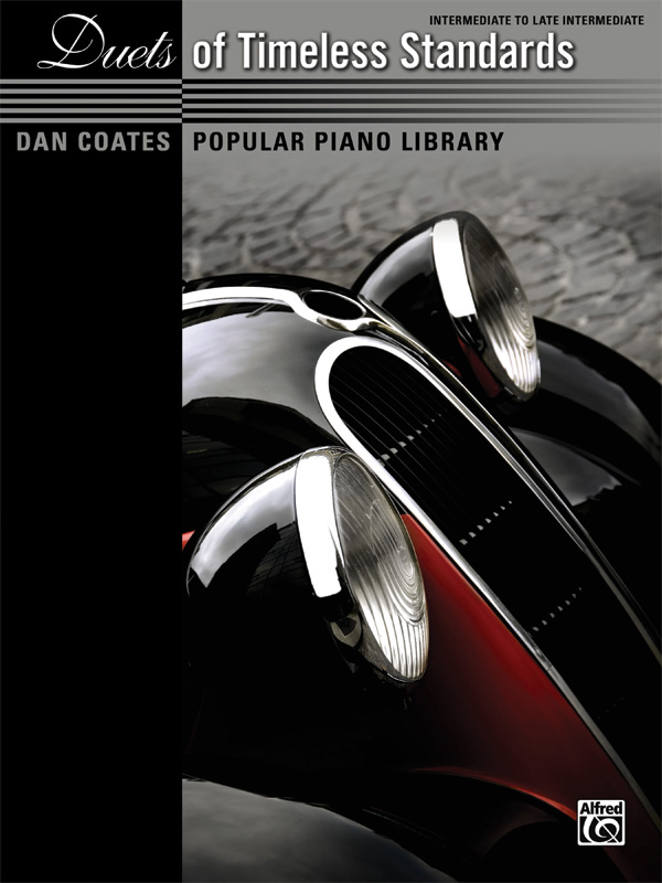 Alfred Music Dan Coates Popular Piano Library: Duets of Timeless Standards
