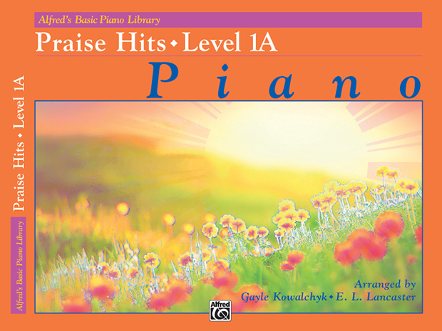 Alfred Music Alfred's Basic Piano Course: Praise Hits, Level 1A