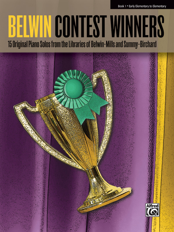 Alfred Music Belwin Contest Winners: Book 1