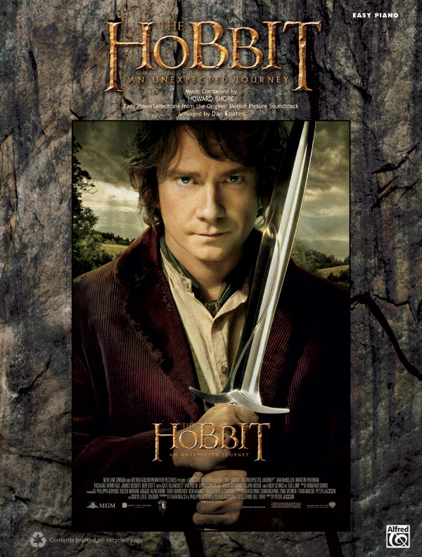 Alfred Music The Hobbit: An Unexpected Journey