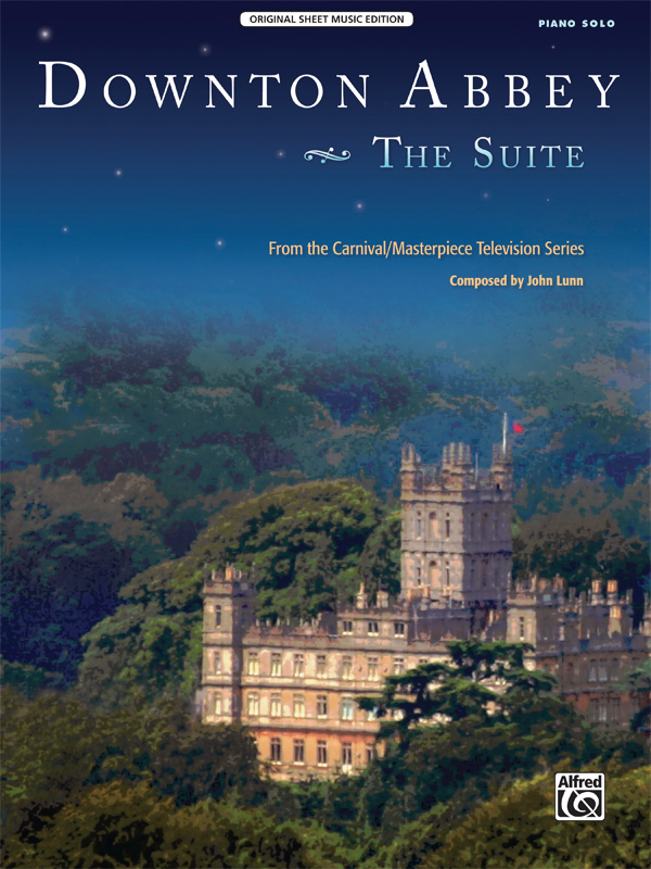 Alfred Music Downton Abbey: The Suite