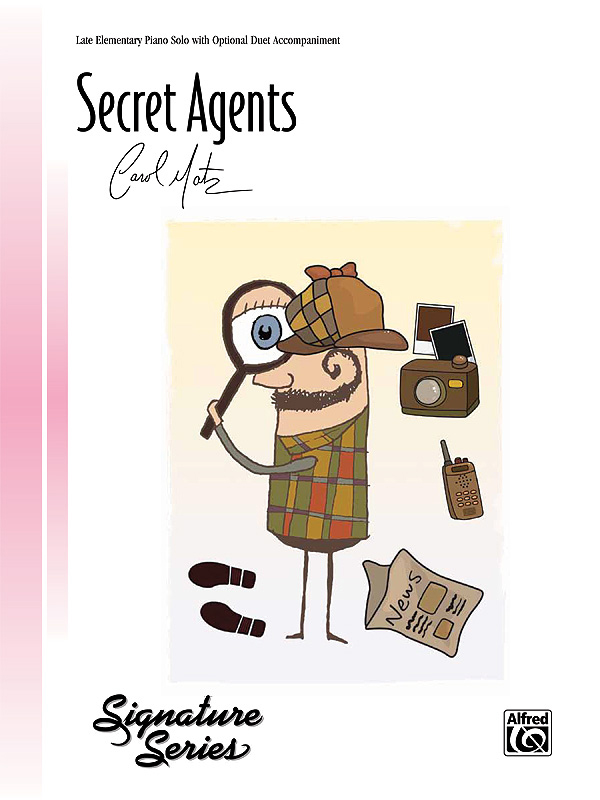 Alfred Music Secret Agents