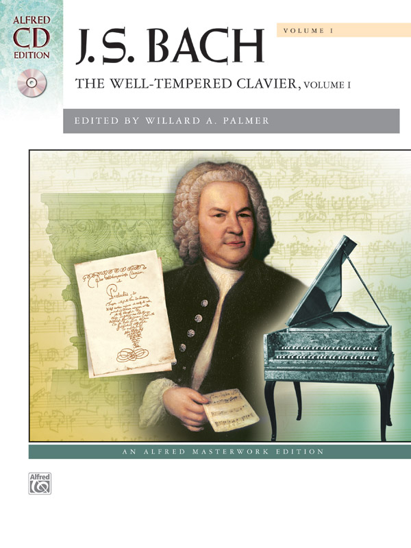Alfred Music The Well-Tempered Clavier: Volume I