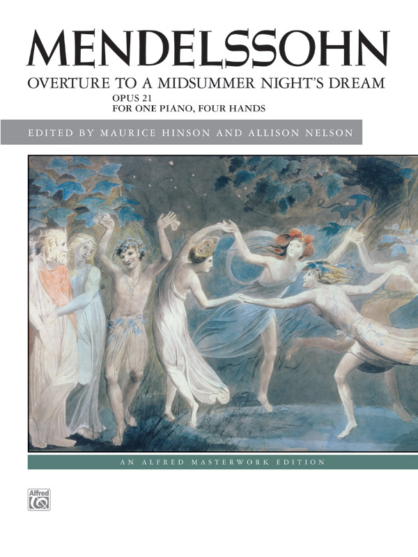 Alfred Music Overture to A Midsummer Night's Dream: Op. 21