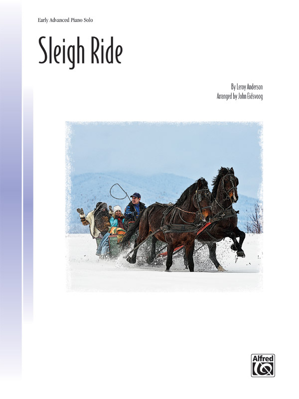 Alfred Music Sleigh Ride: Sheet, Advanced