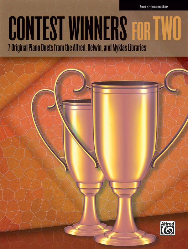 Alfred Music Contest Winners for Two: Book 4