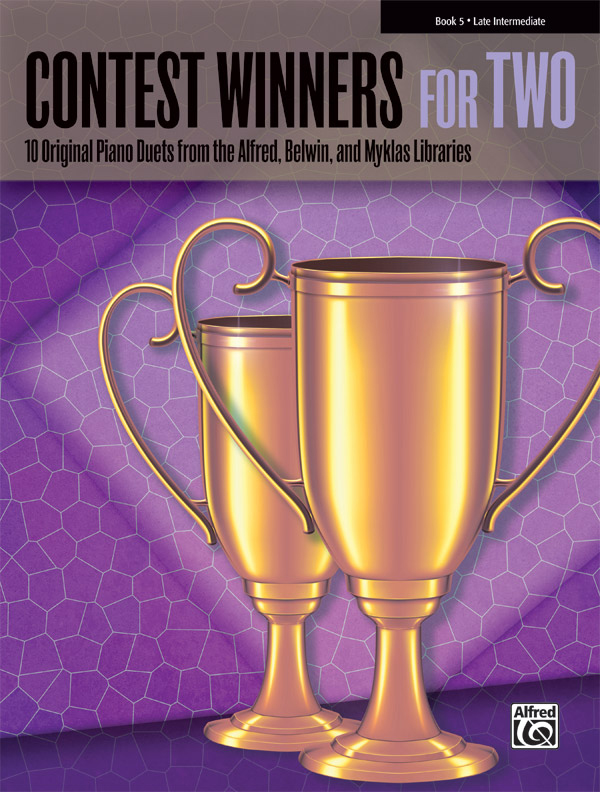 Alfred Music Contest Winners for Two: Book 5