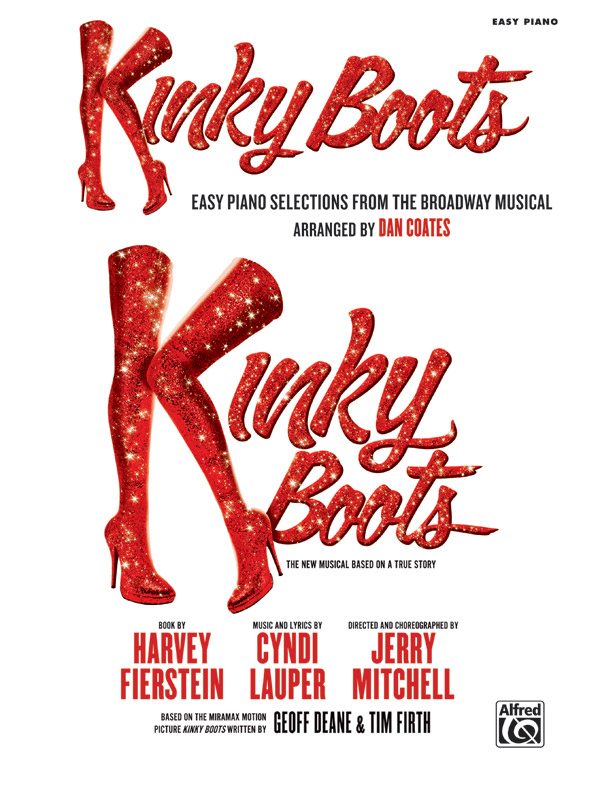 Alfred Music Kinky Boots