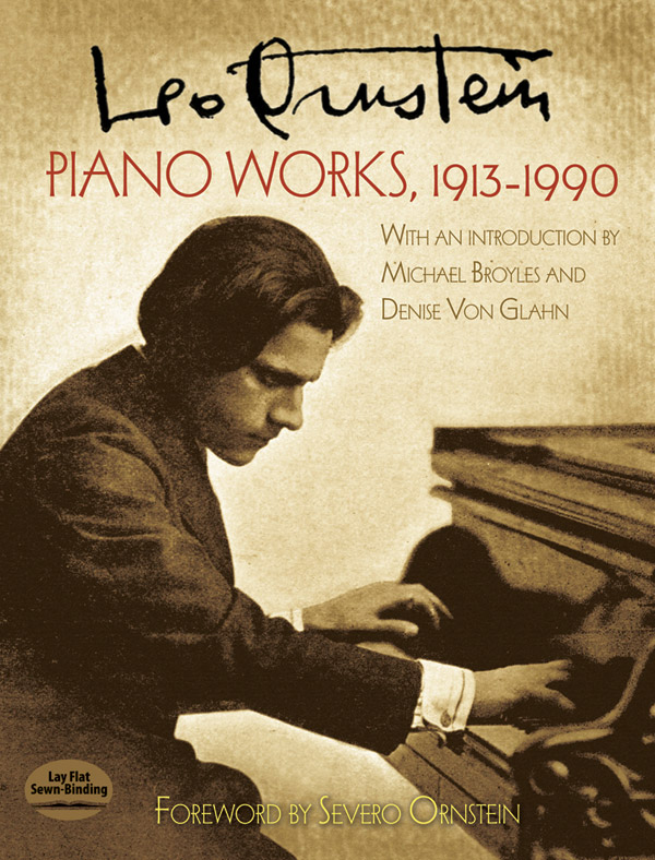 Alfred Music Leo Ornstein: Piano Works, 1913-1990