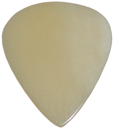 Steve Clayton™ Exotic Pick: Sleeks Bone, Standard, 3 Pieces