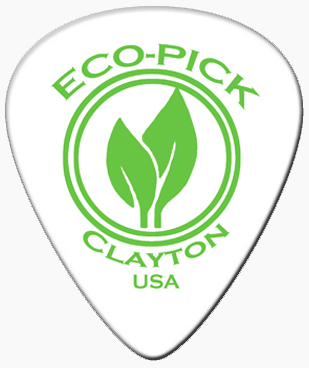 Steve Clayton™ Eco-Picks: Standard, Medium, 12 Pieces