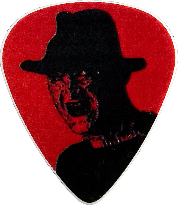 Steve Clayton™ Nightmare On Elm Street Pick: Medium, 6 Pieces