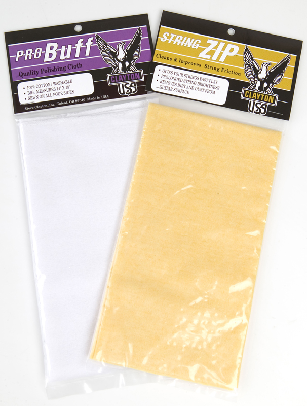 Steve Clayton™ Pro Buff Cloth: 1 Piece