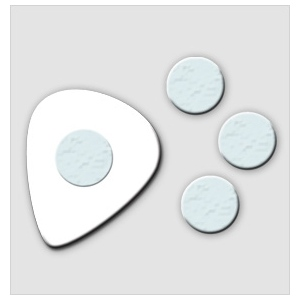Steve Clayton™ PickTac Pick: Adhesive Dots, 50 Pieces