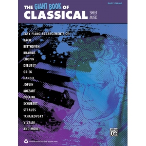 Alfred Music The Giant Book of Classical Sheet Music