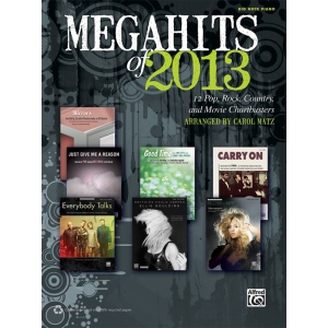 Alfred Music Megahits of 2013: Book, Big Note