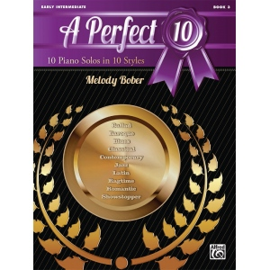 Alfred Music A Perfect 10: Book 3