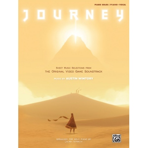 Alfred Music Journey™ Sheet Music Selections from the Original Video Game Soundtrack