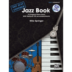 Alfred Music Not Just Another Jazz Book: Book 2