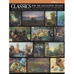 Alfred Music Classics for the Developing Pianist: Book 4