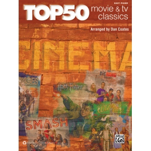 Alfred Music Top 50 Movie & TV Classics