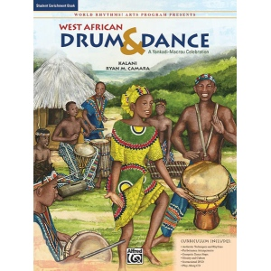 Alfred Music World Rhythms! Arts Program presents West African Drum & Dance: Book