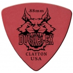 Steve Clayton™ Duraplex Pick: Rounded Triangle, .88mm, Pack of 12