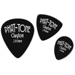 Steve Clayton™ Phat-Tone Pick: Rounded Triangle, 3 Pieces