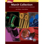 Alfred Music Accent on Performance March Collection: Book, Piano