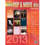 Alfred Music 2013 Greatest Pop & Movie Hits: Book, Late Elementary / Early Intermediate