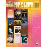 Alfred Music 2013 Greatest Pop & Movie Hits: Book, Easy Piano