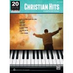 Alfred Music 20 Sheet Music Bestsellers: Christian Hits