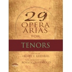 Alfred Music 29 Opera Arias for Tenors