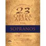 Alfred Music 23 Opera Arias for Sopranos