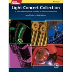 Alfred Music Accent on Performance Light Concert Collection: Book, Trumpet 1
