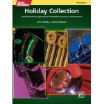 Alfred Music Accent on Performance Holiday Collection: Book, Trumpet 1