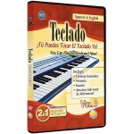 Alfred Music 2 in 1 Bilingual: Teclado Vol. 3