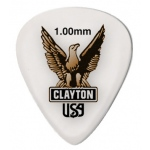 Steve Clayton™ Acetal/Polymer Pick: Standard, 1.00mm, Pack of 72
