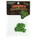 Steve Clayton™ Green Functional Pick: Medium, 6 Pieces