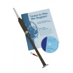 Roosebeck BAGL Sheesham Practice Chanter w/ Book and CD
