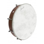 "Roosebeck Outside Tunable Sheesham Bodhrán Cross-Bar Fiberskyn Head 18""x3.5"""