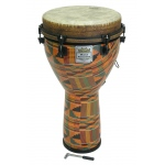 "Remo Key-Tuned Djembe 12""x24 - Kinte Kloth"